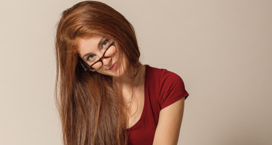 Singer, vocalist - Carlotta Amato