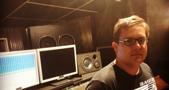 Mix engineer w SSL studio - Alec