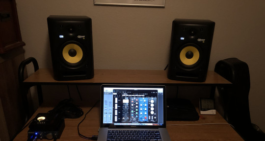 Photo of Caleb Keener Audio