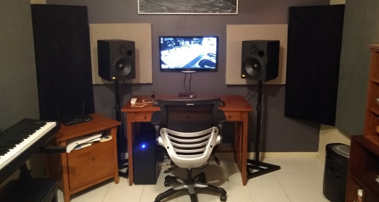 mixing engineer - Pink Noise Audio