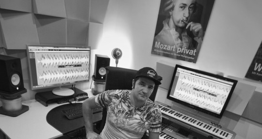 'Music Producer', 'Composer' - Francesco Biondi