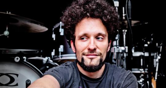 Session Drummer - Joern Schwarzburger