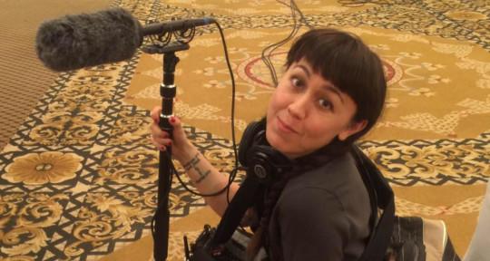 Composer/ Sound Mixer/ Boom Op - Kim Kylland