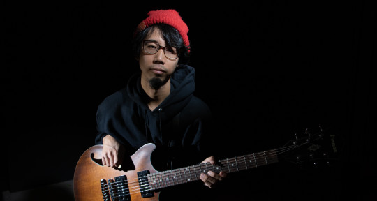 Session Guitarist - Takuya Kohashi