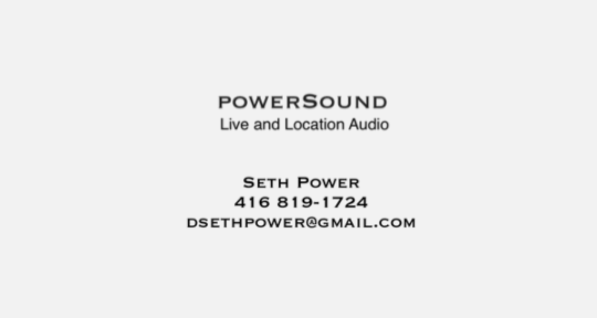 Live/ Location Audio Recording - powerSound