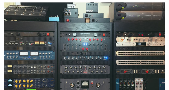 Producer, Mixer, Musician      - Alpine Red