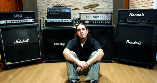Mixing/Mastering/Production - Caio Duarte - BroadBand Studio