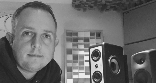 Mixer, Engineer, Producer - Gareth Matthews