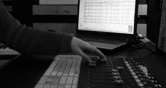 Composer & Sound Designer - Irene Orta Cintado