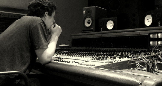 Recording Engineer & Producer - Jack Boston