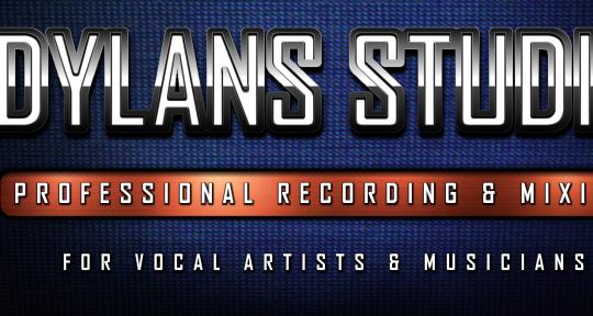 Recording, Mixing, Mastering - Dylans Studio