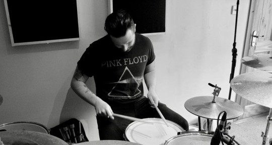 Session Drummer, Youtube music - James Kelly