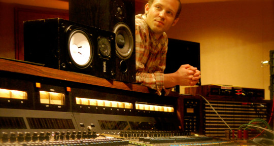 Photo of Graham Hope @ Hybritone Audio