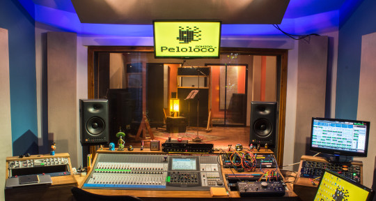 Recording Studio and Mixing  - Estudio Peloloco