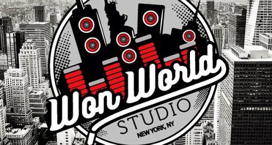 Recording Studio w Photo/Video - Won World Studios