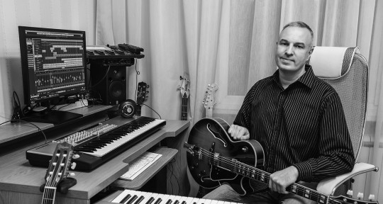 Photo of Sergey Arzumanov