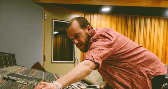 Indie Pop Mixing Engineer - Aaron Bastinelli