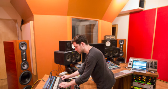 Photo of Tim Boyce : NYC Mastering