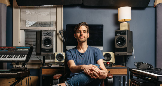 Freelance Mixer/Producer - Mark Bullock