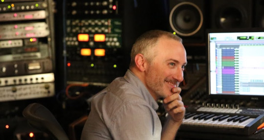 Mixer, Producer, Musician - Rian O'Connell Lewis