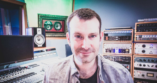 Mixing, Production, Composing - Marc McClusky