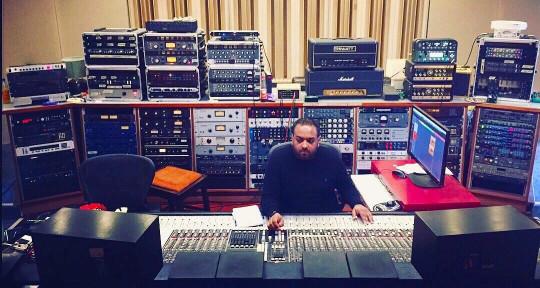 Producer, Mixer, Remote Mixing - Romesh Dodangoda