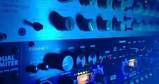 Warm Punchy Analog Mastering - Mario Lafleur - Quantum Music