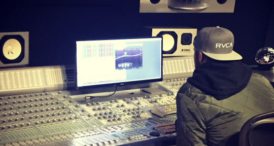 Mixing and Mastering - Ricky Wraith