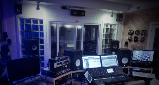 Recording Studio - Formless Audio