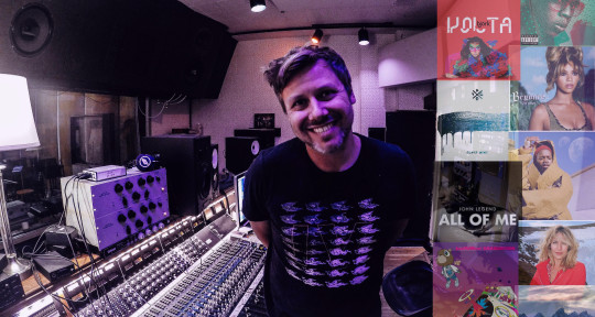 Mixing Engineer and Producer - Jason Agel