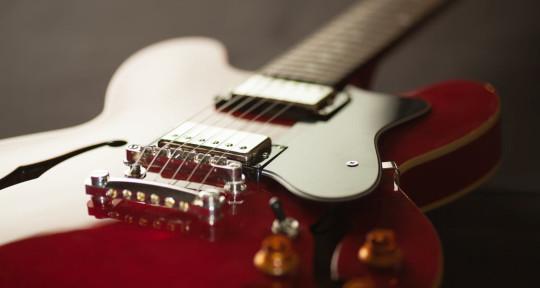 Guitar, Mixing, Midi - Michael Lucas
