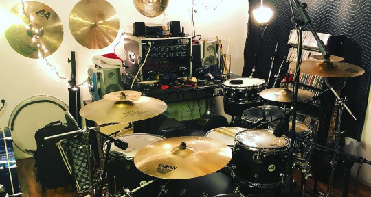 Online Session Drummer  - Chadsdrums