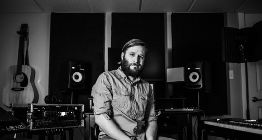 Producer/Mixer/Songwriter - Adam Breitkreuz