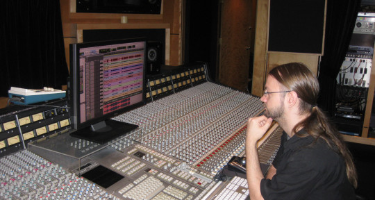 Mix Engineer - Steve Olmon