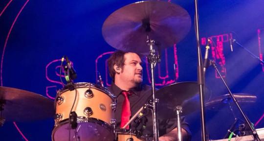 Session Drummer - BigAndy DrumCams