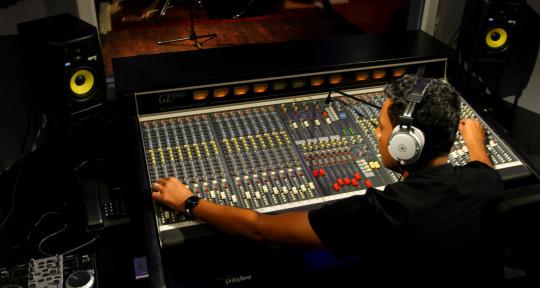 Recording Studio - Studio 7