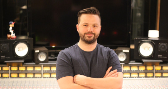 Mix Engineer - Mack Woodward