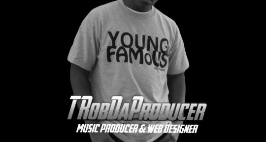 Photo of TRobDaProducer
