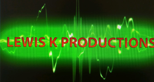 'Music Producer', 'Vocalist' - Lewis K Productions