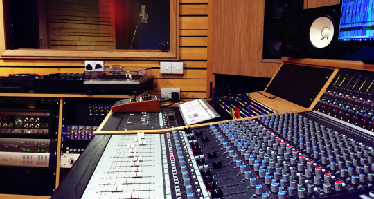 Recording and Mix Studio - Slipway Studio