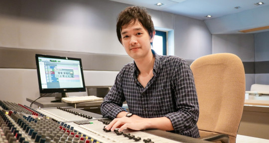 Recording & mixing engineer - Daniel Rattana