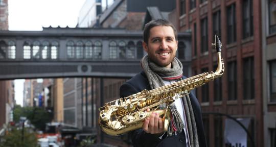 Juilliard Graduate Saxophonist - Dean Tsur