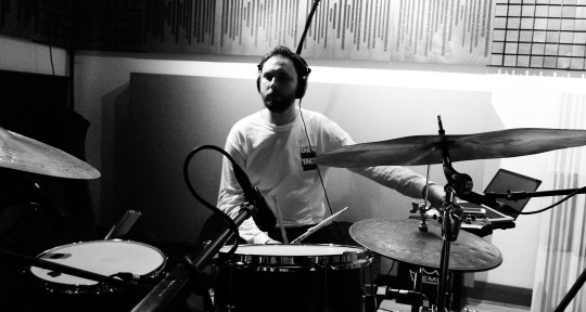Remote Drum Recording - Greg Neilson