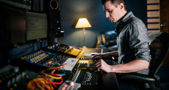 Mixing Engineer - Sam Polizzi