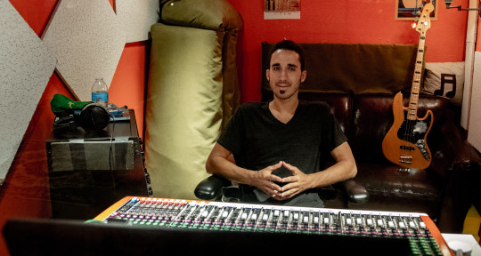 Music Producer, Mixer, More - Paul Niehaus IV | Blue Lotus