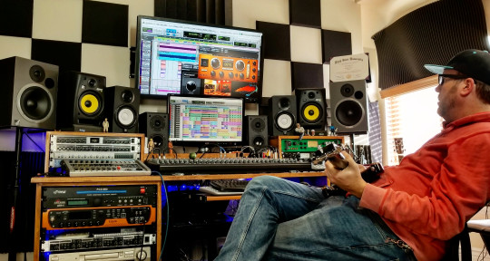 Music Producer/Studio - Rich Bischoff