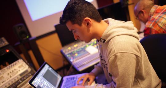 Mixing Engineer, Producer - Tristan Mendoza