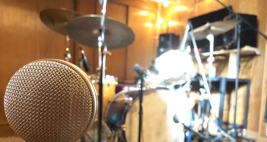 REAL Drum Tracks  - Ike Thurston