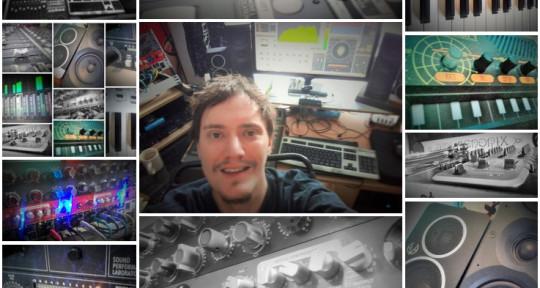 Mixing, Editing/Tuning, Mojo! - Gerhold Audio
