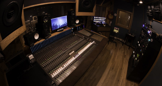 Recording & Mixing Engineer - Justin Mantooth